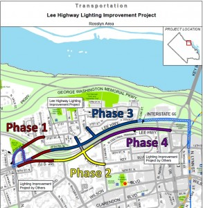 Anticipated phases of construction, Feb. 2016
