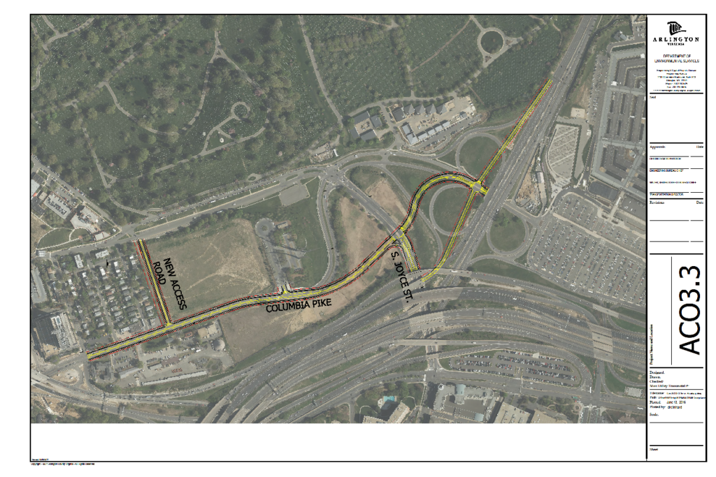 Arlington Cemetery Southern Expansion and Roadway Realignment ...