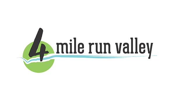 4 mile run valley logo