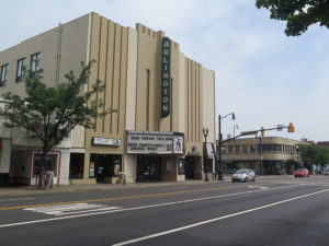 theater along columbia pike