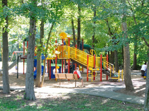 alcova heights park off of columbia pike
