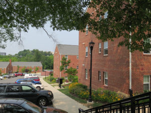 affordable housing development off of columbia pike