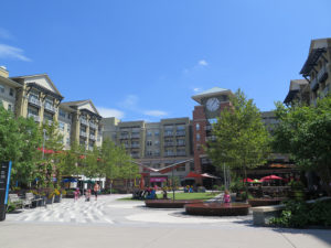 mixed-use development in the pentagon city neighborhood