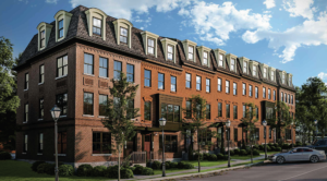 veitch street townhomes, 7 units