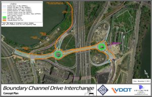 December 2019 Accepted Concept for Boundary Channel Drive Interchange