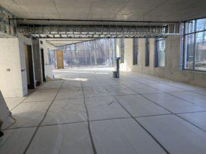 Medium and large multi-purpose rooms