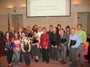2012 ABBIE Award Winners