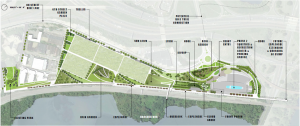 Long Bridge Park 2013 Master Plan Rendering