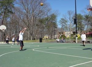 new basketball court 3