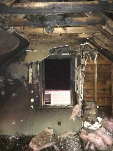 House fire, 06-24-2014