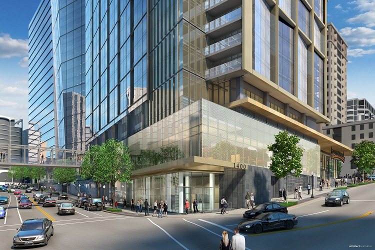 Arlington County Board Approves Mixed-Use Office, Residential, and