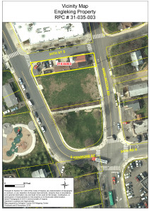 Three parcels will make up Nauck Town Square