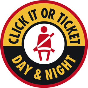 Click it or Ticket Logo