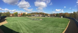 Tucker Field overall view