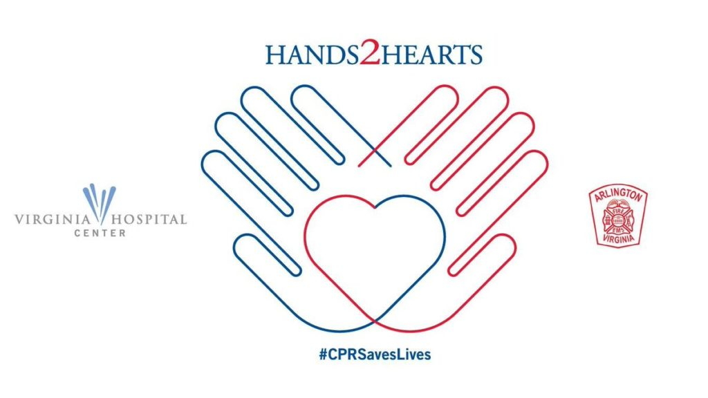 Arlington County Fire Department To Host Hands2hearts Community Cpr