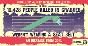 NHTSA Click It or Ticket