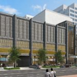 Rendering of planned Crystal City theater.