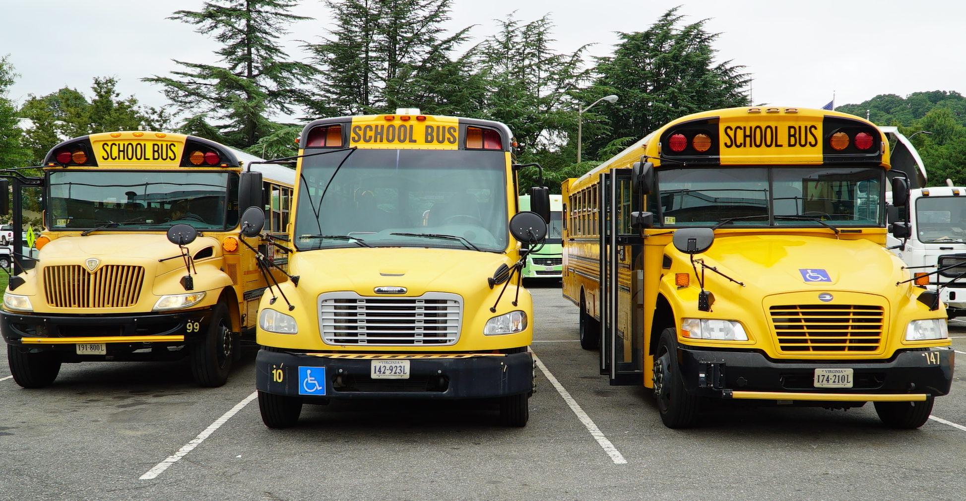 Maintaining the Arlington County School Bus Fleet