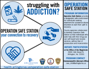 Graphic for Operation Safe Station