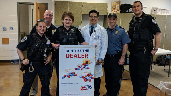 drug takeback day