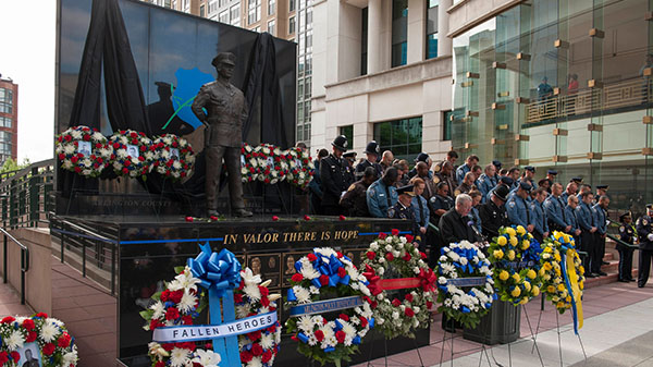 Peace Officer Memorial Day Ceremony