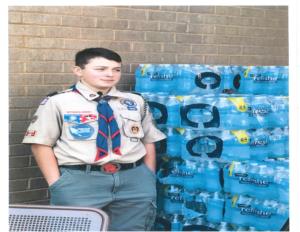 Photo of Missing Juvenile Mason Huiss