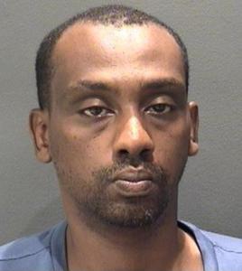 Profile mug shot of sexual assault suspect