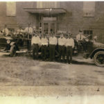 Hall's Hill Volunteer Fire Department c. 1930s