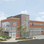 Fire Station No. 8 rendering