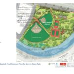 Final Concept Plan for Jennie Dean Park