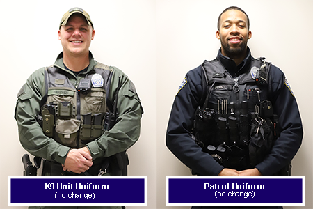 Patrol and K9 Police Uniforms