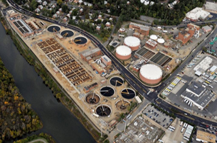 About the Water Pollution Control Plant.