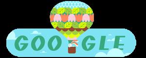 google spring doodle