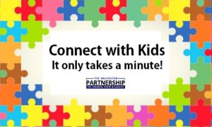 Connect with Kids Logo with APCYF