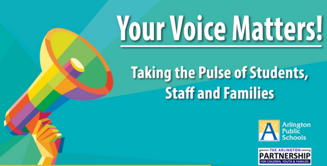 your voice matters survey