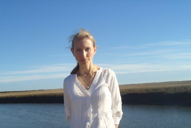 2nd Arlington Poet Lareate Chosen: Holly Karapetkova