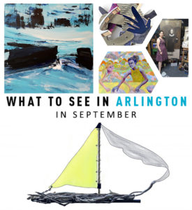 What to See in Arlington in September