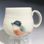 Ceramic Mug by Helen Hensgen