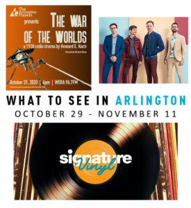 What to See in Arlington