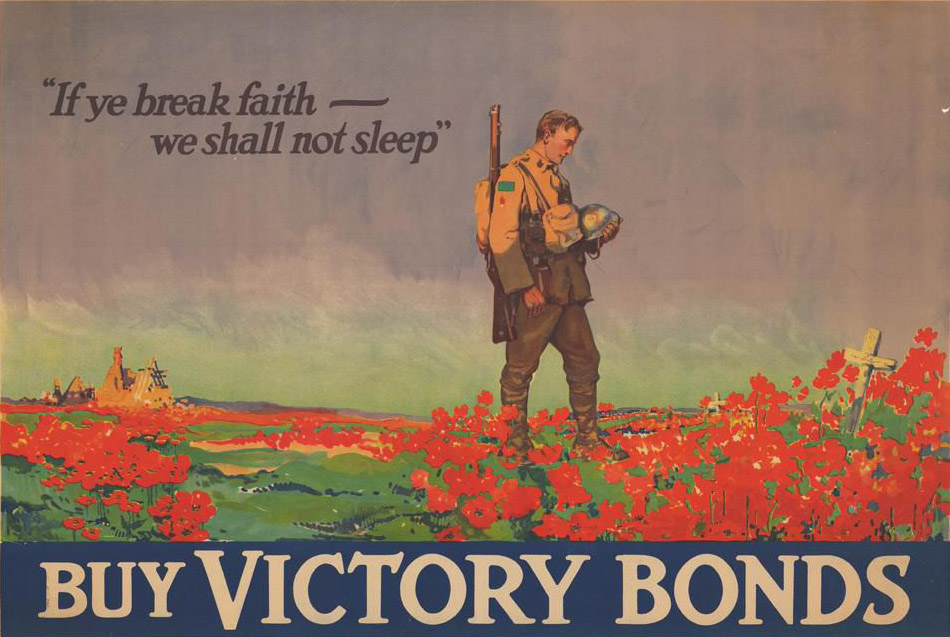 Wwi Commemoration Task Force The Significance Of Poppies For