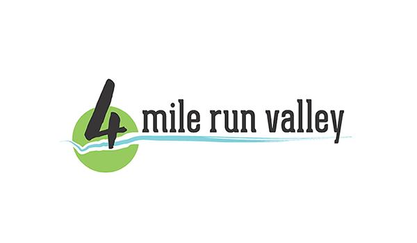 four mile run valley logo