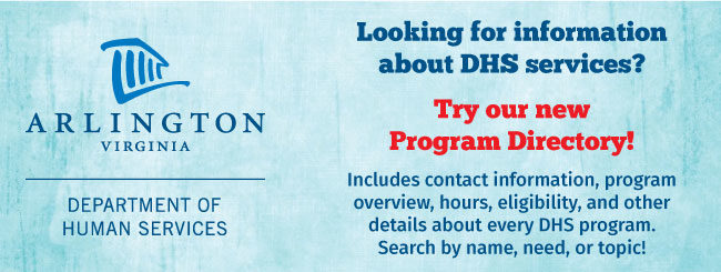 Click Here To Find The DHS Program Or Service You Need