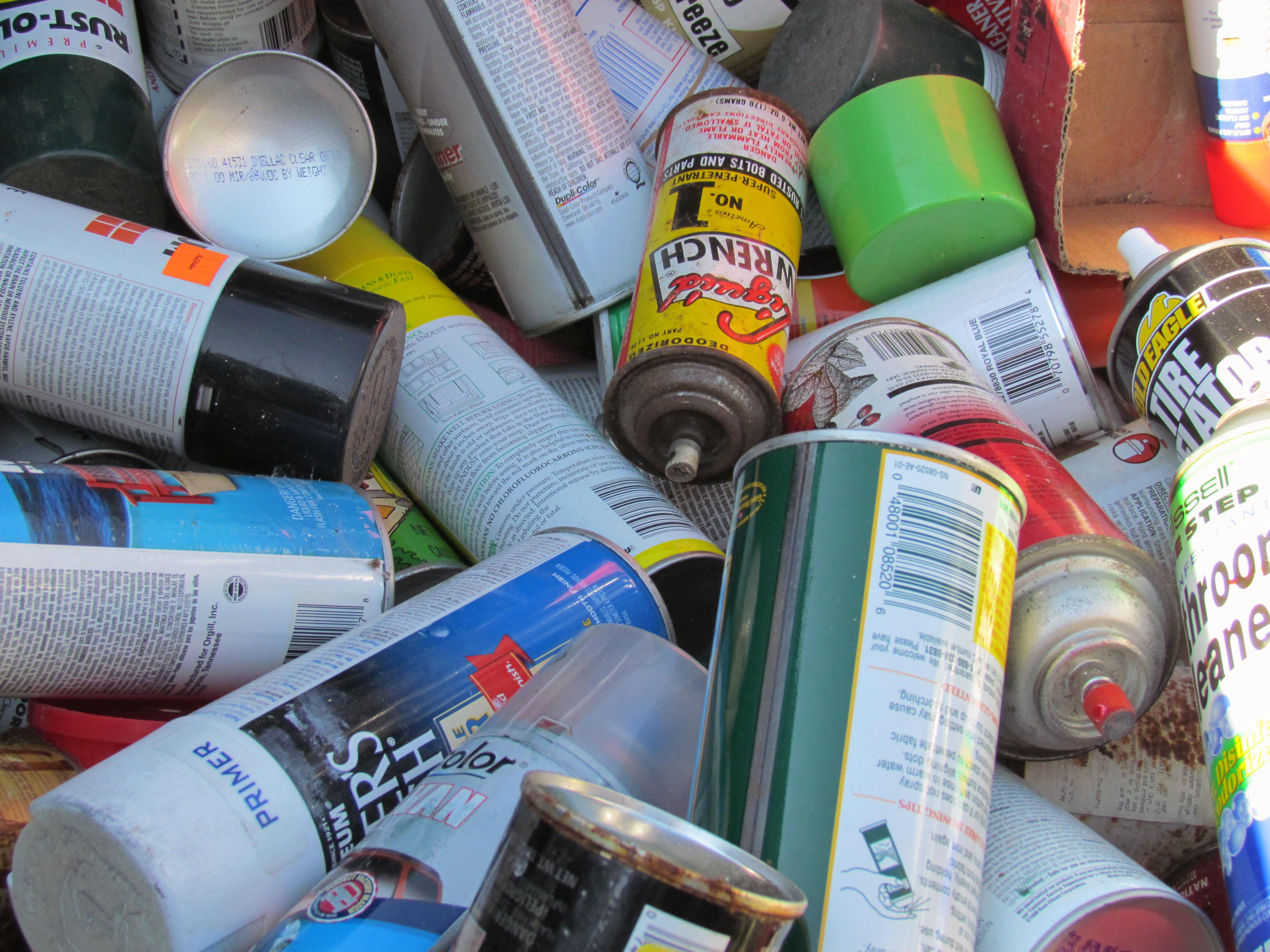 Household Hazmat Hhm Trash Amp Recycling