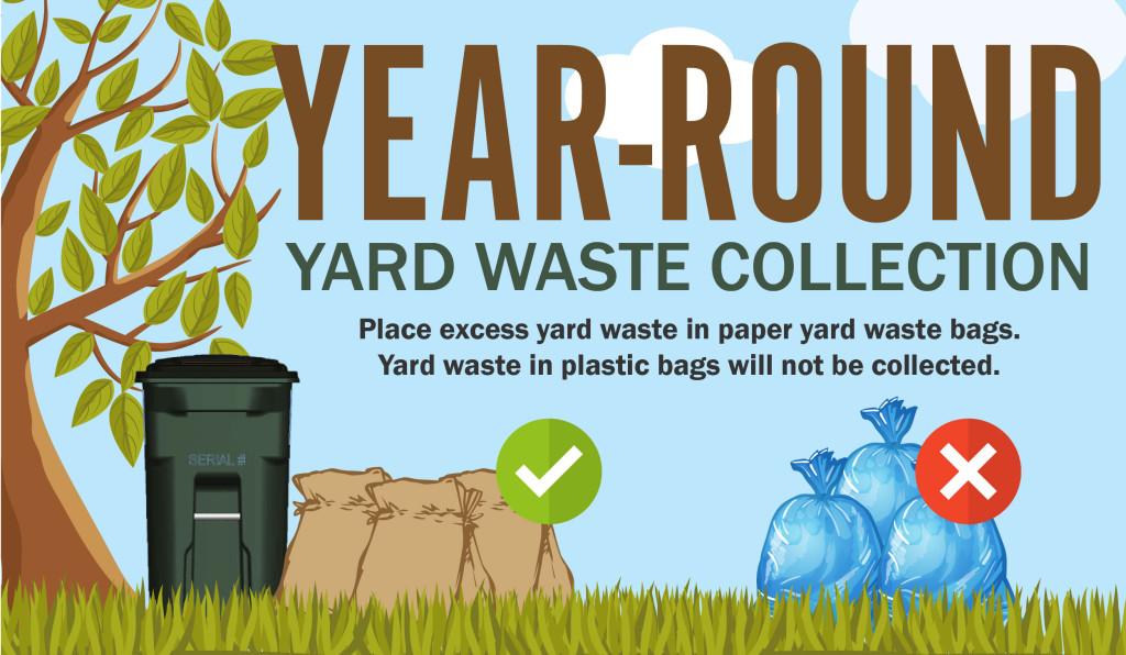 Year-Round Yard Waste Collection