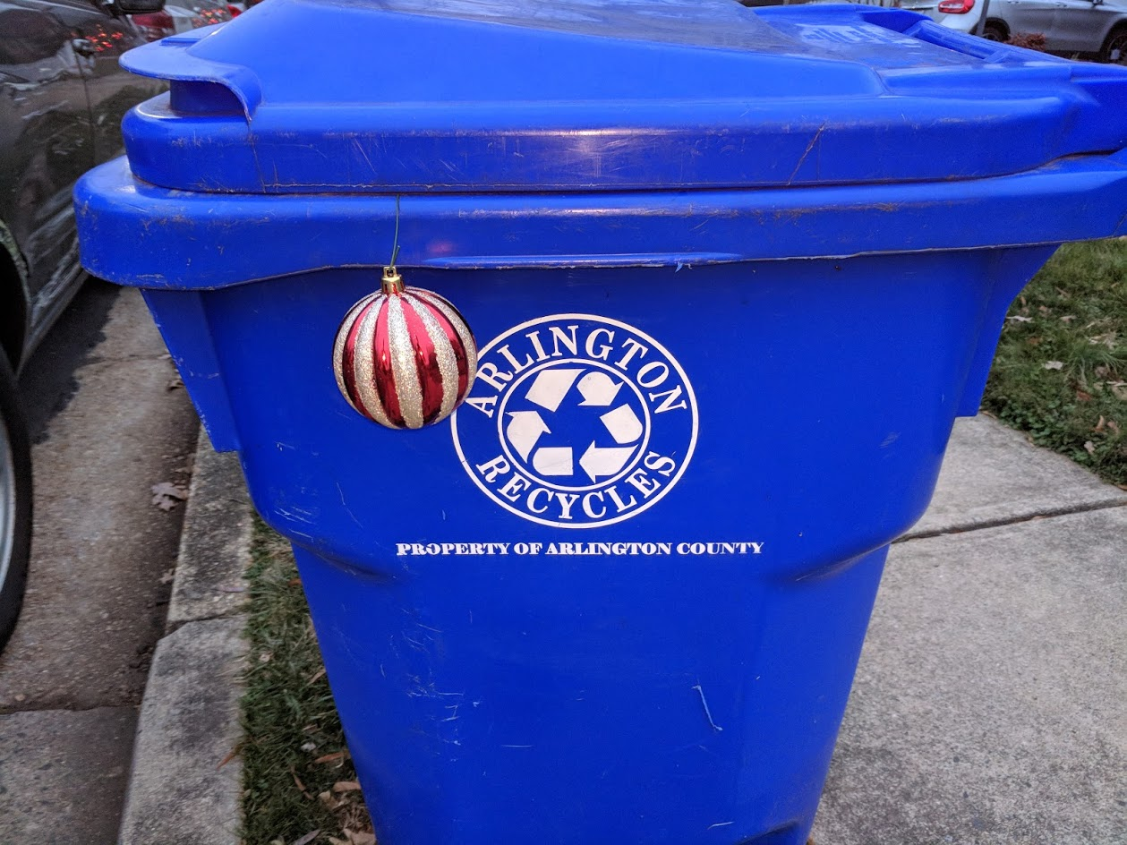 Holiday Recycling Guide - Trash & Recycling